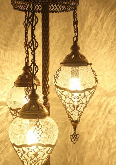 Turkİsh Mosaİc Floor Lamps Lamp And, Turkish Mosaic Chandelier India